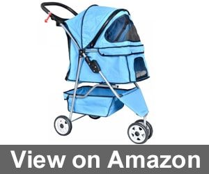 BestPet Pet Stroller Cat Dog Cage 3 Review