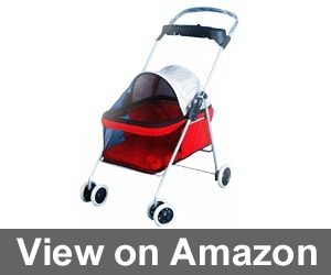 BestPet Posh Pet Stroller Review
