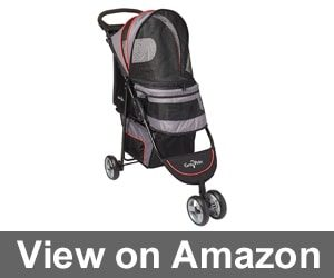 Gen7Pets Regal Plus Pet Stroller Review