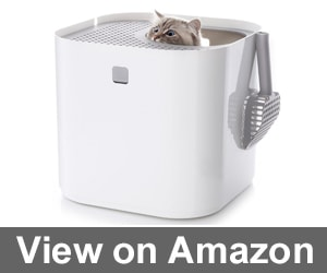 Modkat Litter Box with Scoop Review