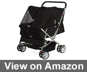 OxGord Double Pet Stroller Review