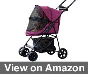 Pet Gear No-Zip Happy Trails Lite Review