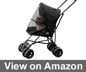 Pet Gear Ultra Lite Travel Stroller Review