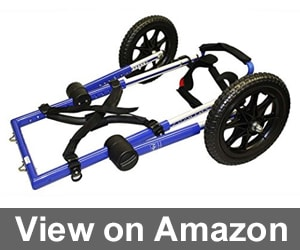 Walkin' Wheels Extra Small Dog Wheelchair Review