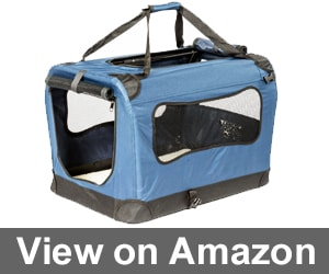 2PET Foldable Dog Crate - Soft Review