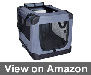Dog Soft Crate Kennel for Pet Indoor Home Review