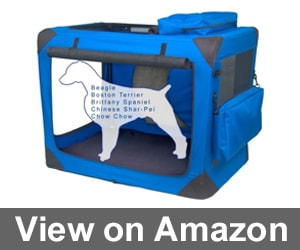 Pet Gear Generation II Deluxe Portable Soft Crate Review