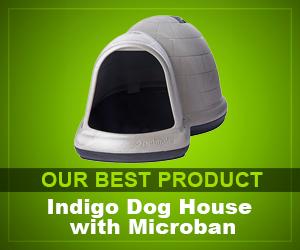 Indigo Dog House with Microban review