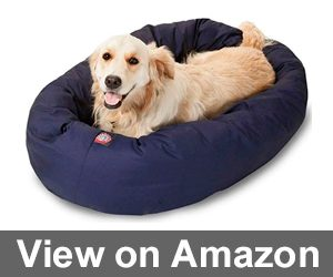 Majestic Pet Bagel Dog Bed By Products Review