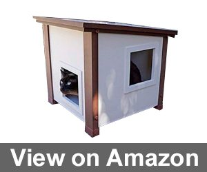 🥇10 Best Outdoor Cat Houses to Buy in (September 2019