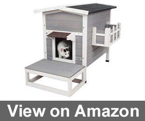 10 Best Outdoor Cat Houses To Buy In September 2019