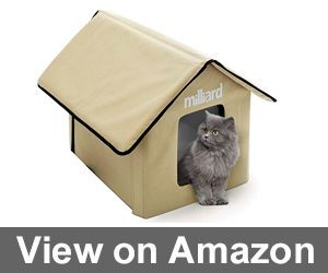 Portable Outdoor Pet House For Cat Review