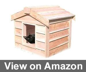 Waterproof Insulated Cat House Review