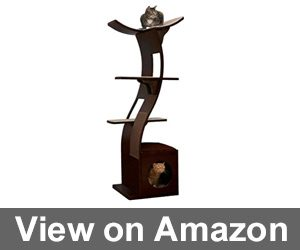 The Refined Feline Lotus Cat Tower Review