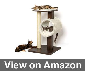 PetFusion Modern Cat Tree House Review