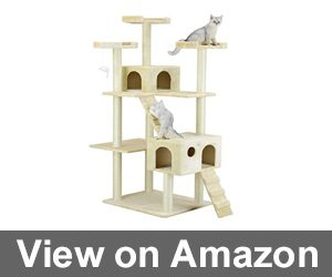 Go Pet Club Cat Tree 72-inch Review