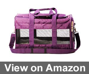 Deluxe Pet Carrier by Sherpa Review