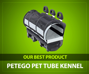 Petego Pet Tube Kennel review