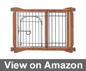 Richell Pet Sitter Gate Review
