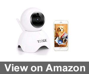 TOOGE Pet Camera Review