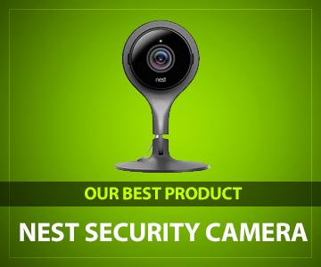 Nest Security Camera review