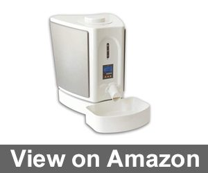 Pet Feedster USA PF-10 CAT Pet Feedster Automated Pet Feeder Review