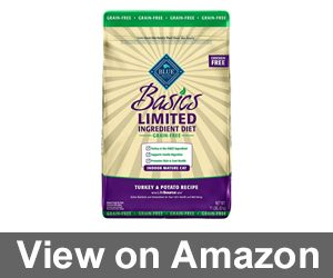 Blue Buffalo Basics Limited Ingredient Diet Grain Free Review