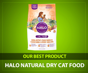 Halo Natural Dry review