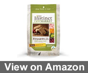 Instinct Freeze Dried Raw Market Grain Free Recipe Nuggets Review