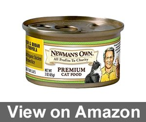 Newman'S Own Premium Canned Formulas Review