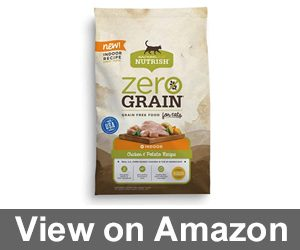 Rachael Ray Nutrish Zero Grain Natural Dry Review