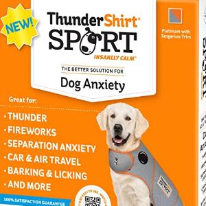 ThunderShirt Sport review