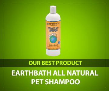 Earthbath All Natural Pet Shampoo review