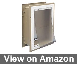 PetSafe Wall Entry Pet Door with Telescoping Tunnel Review
