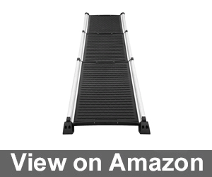 Pet Trex Titan Telescoping Aluminum Pet Ramp Review