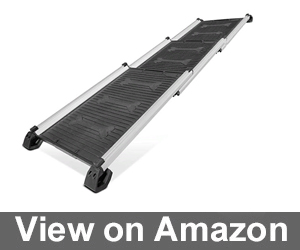 Titan 28 - 61 Telescoping Collapsible Pet Ramp Review