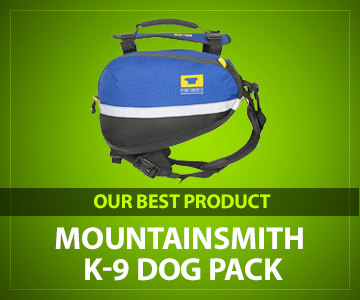 Mountainsmith K-9 Dog Pack review