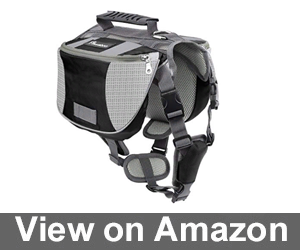 PAWABOO Dog Adjustable Saddle Bag Review