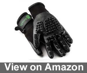 HandsOn Grooming Glove Review