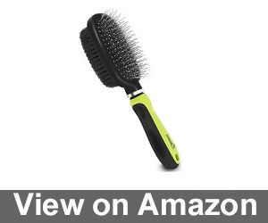 Pecute Dog Brush Double Sided Review